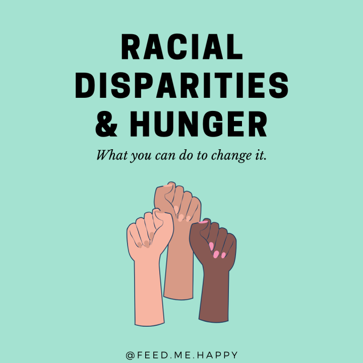 Racial Disparities & Hunger